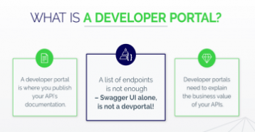 What is a developer portal