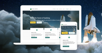 ABN Amro new developer portal cover image