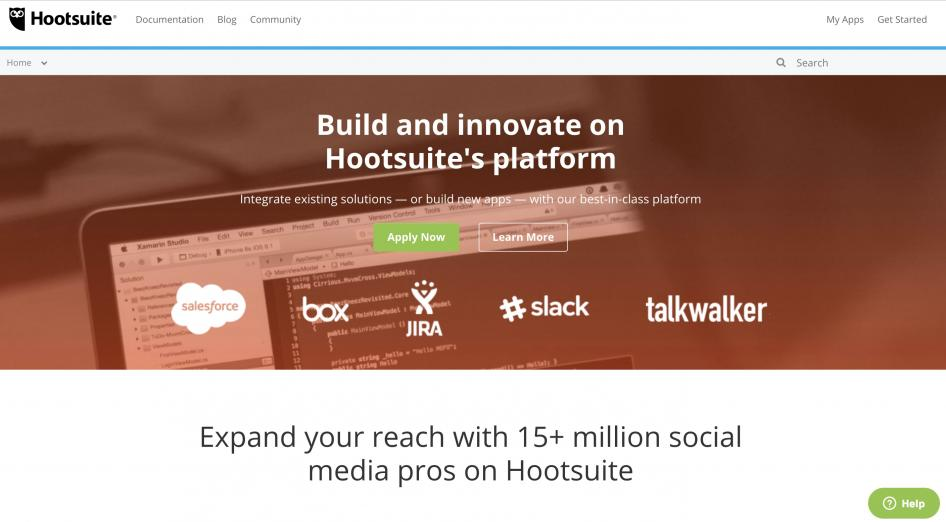 Hootsuite Developers