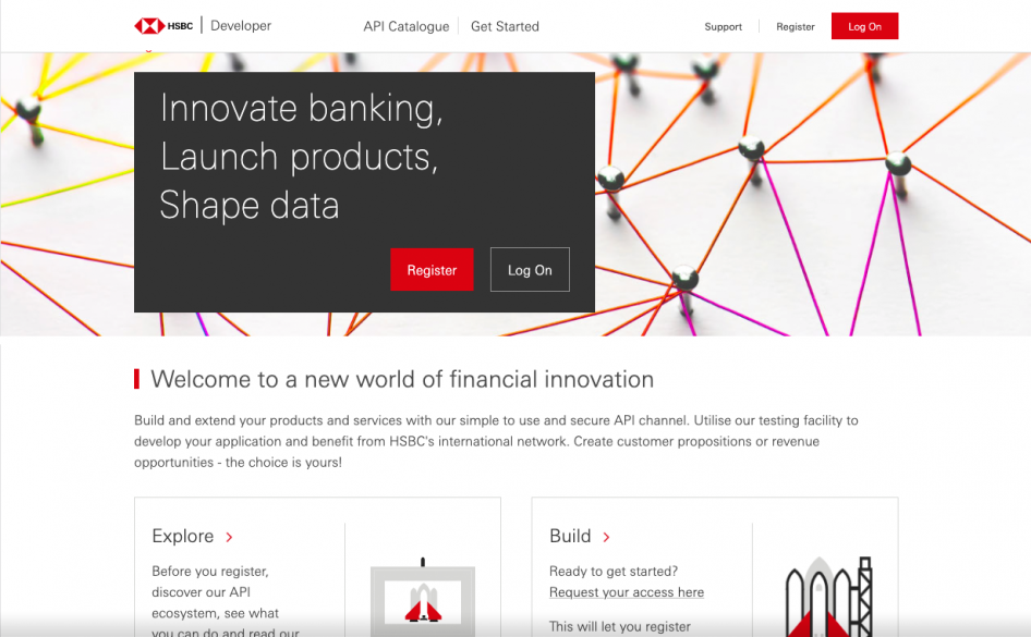 HSBC Developer | DevPortal Awards