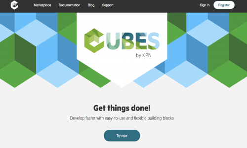 Cubes by KPN