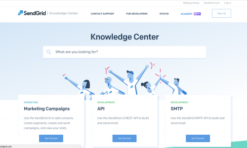 SendGrid Knowledge Center
