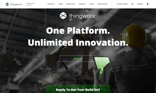 ThingWorx Developer Portal