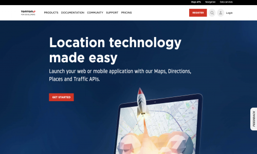 TomTom Developer Portal